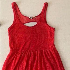 Euc roxy medium dress